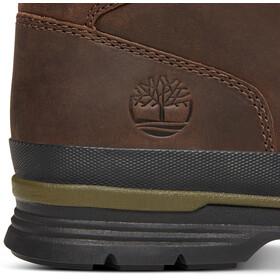 Timberland Euro Hiker SF Leather Shoes Herren dark brown full-grain